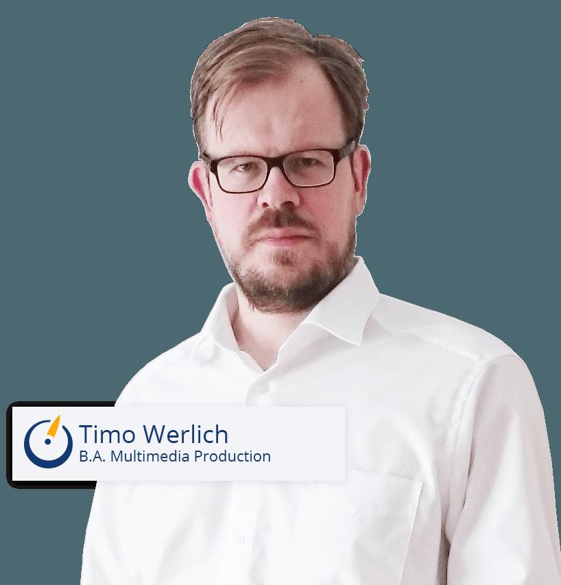 Timo Werlich - Webdesign für Siegen & OIpe
